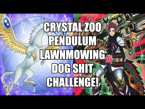 Community CHALLENGE RESULTS! Crystal Beast Zoo Lawnmowing Deck Profiles and Replays!