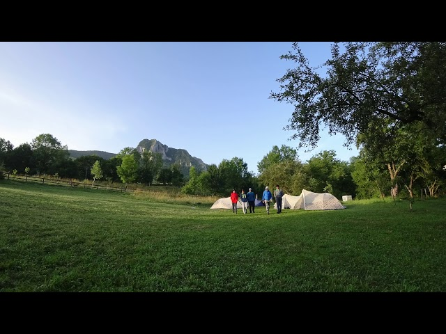 JR Camp 2019 ... dimineața