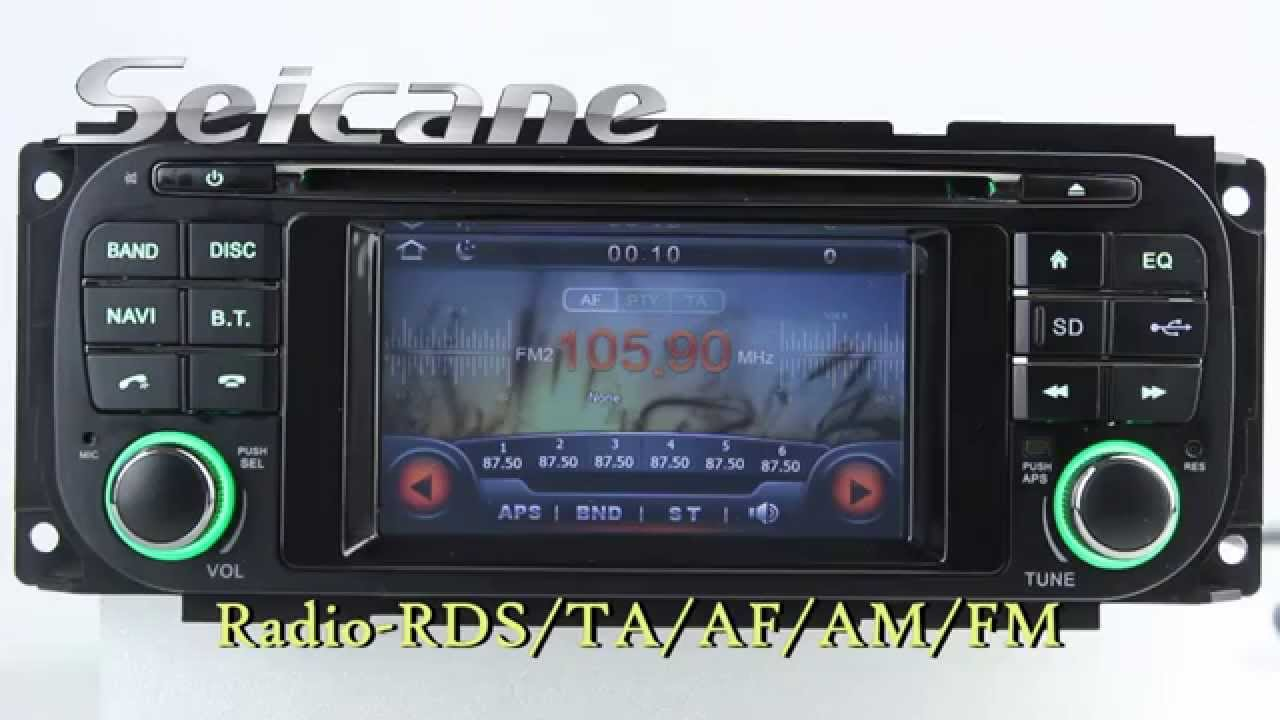 2004 Jeep Wrangler Wiring Diagram Australian Phone Socket Rj11 Dodge 2500 Pickup Radio, 2005 Car Stereo Upgrade With Bluetooth Cd Player 3d Gps Map ...