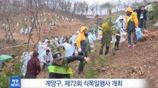 4월 2주_제72회 식목일행사 개최 영상 썸네일