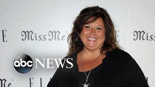 dance moms star speaks out on prison sentence