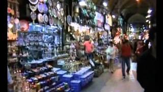 Turcja. Stambuł. Wielki Bazar i Hipodrom.