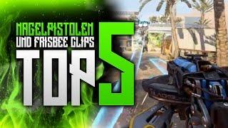 Black Ops 3 - Top 5 FRISBEE UND NAGELPISTOLEN CLIPS! | TwoEpicBuddies