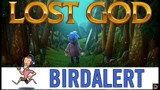 LOST GOD - Blind Playthrough, New RPG Indie Game | Birdalert [PC] (CHILL, CHAT!)