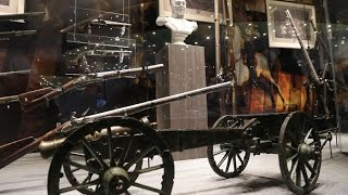Тула: Музей оружия / Russia: Weaponry Museum in Tula(Прогулка по новому зданию Музея оружия в Туле / First mentioned in the historical chronicles in 1146, Tula became the greatest ironworking centre of Eastern ..., 2016-01-30T12:15:06.000Z)