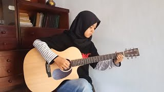 Denny Caknan - LOS DOL | Fingerstyle Guitar Cover by Lifa Latifah