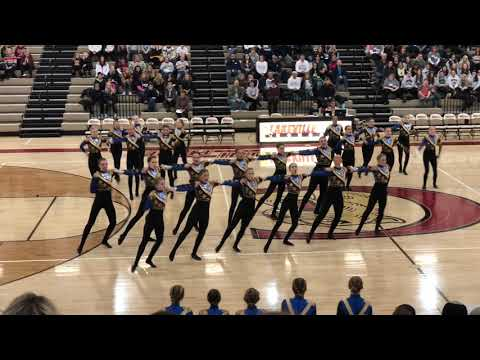 Brainerd Dance Team 2018 Kick