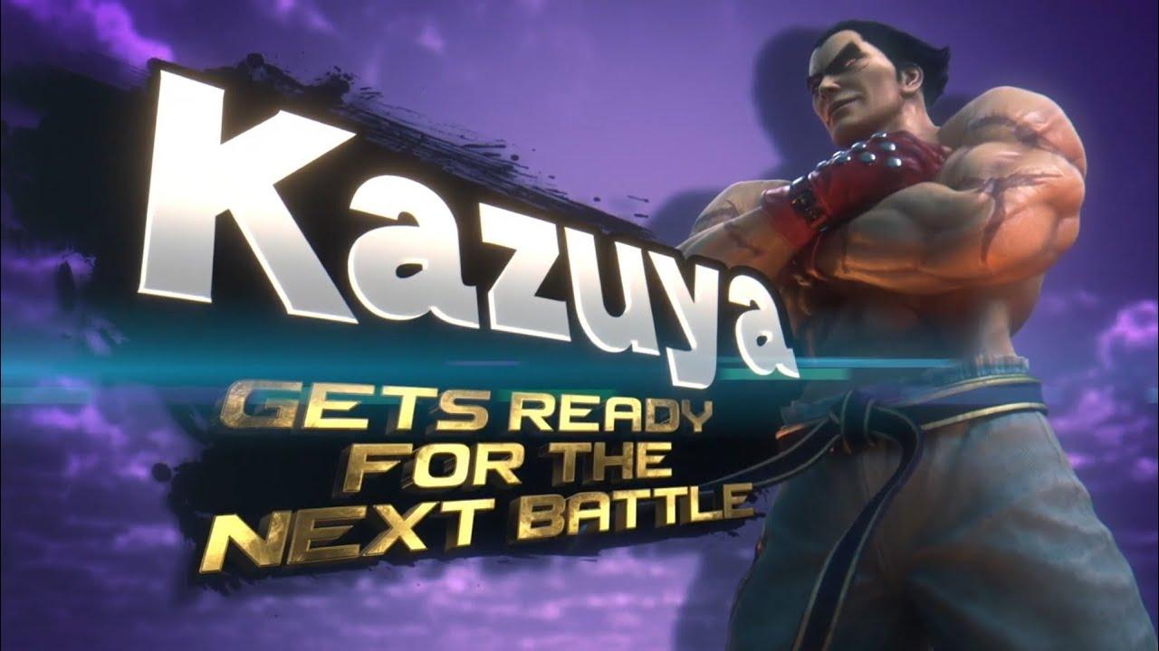 Kazuya Mishima joins Super Smash Ultimate   Official Reveal Trailer   TEKKEN X SMASH