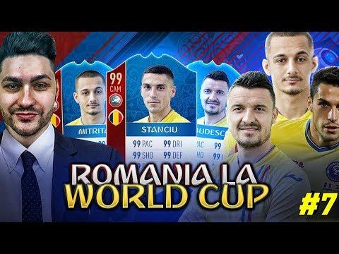 ROMANIA LA WORLD CUP RUSIA 2018 #7 - MAREA FINALA vs GERMANIA - CEL MAI TARE MECI !!!
