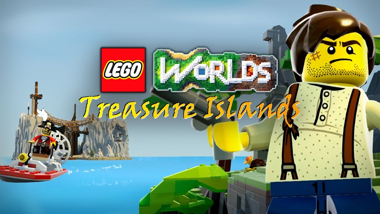 Lego Worlds Free Download Features: