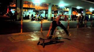 Budak Skateboard Sandakan (06-11-2011)
