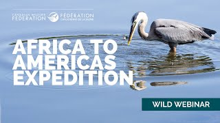 CWF Wild Webinars: CWF Africa to Americas Expedition - Ocean Habitats and Wildlife
