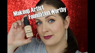 Makeup Artist Foundation Worthy - The Ordinary Serum Foundation Review (2018) | Claire Tutorials