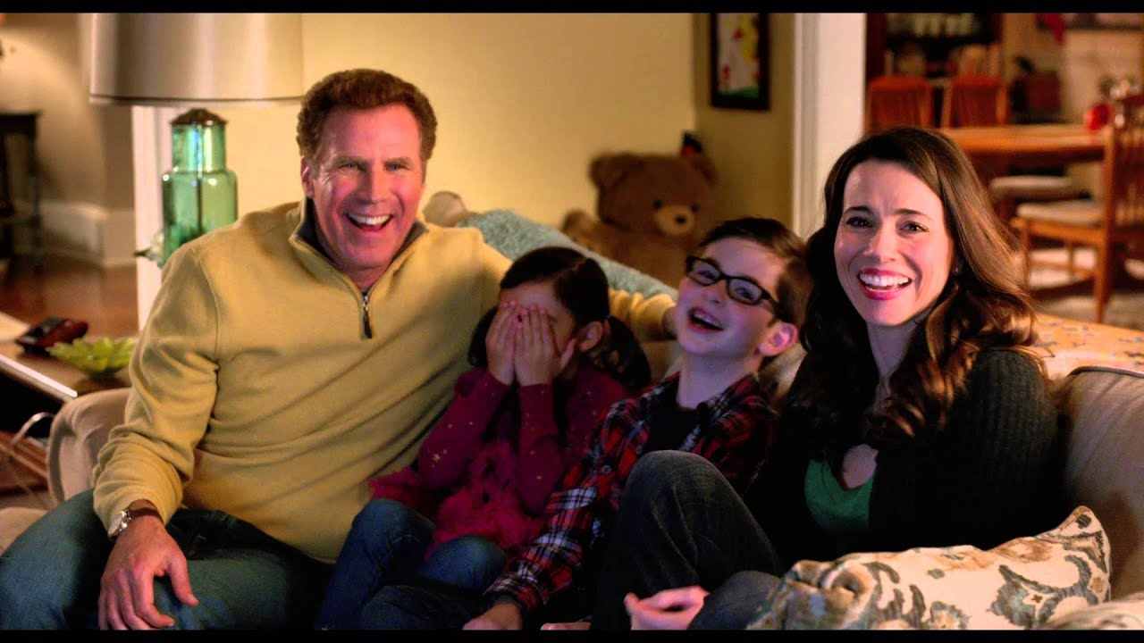 """Daddy's Home (2015) - """"Holiday Fun"""" TV Spot - Paramount Pictures ..."""