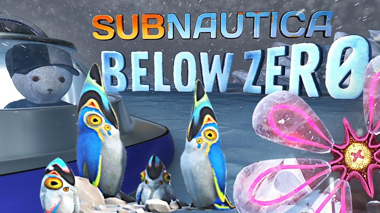 Subnautica Below Zero START im EIS Deutsch German Gameplay #1