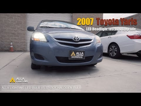 For Toyota Vios Yaris Belta Sedan 2013 2014 2015 2016 DRL Light Fog Lights Lamps