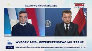 Rozmowy niedokończone: Wybory 2020 - bezpieczeństwo militarne cz.I