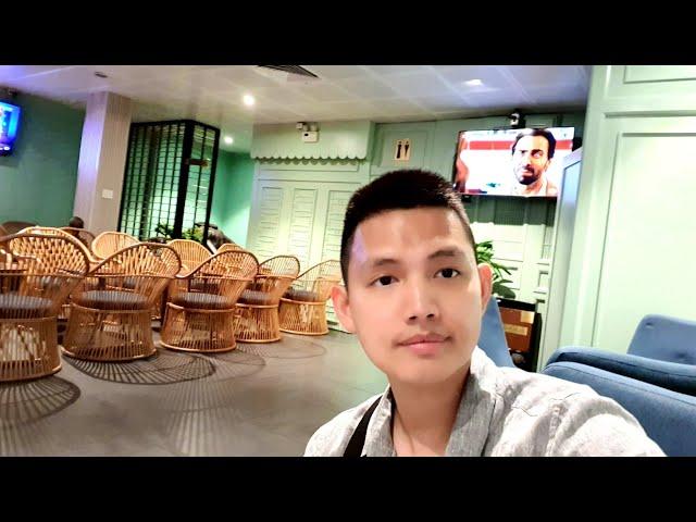 BUSINESS LOUNGE : PHÒNG CHỜ THƯƠNG GIA Ở TÂN SƠN NHẤT | Quang Lê TV