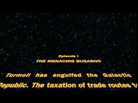 Honest Opening Crawls - Star Wars: Episode 1 - The Phantom Menace