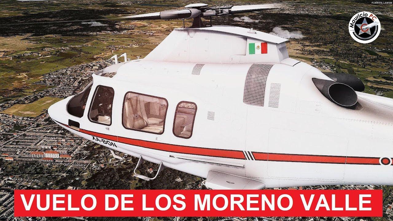 Reconstruyen helicopterazo de Moreno Valle y Martha Érika