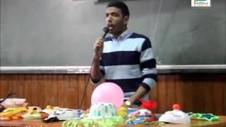 Gam3aTV   أحمد المغيني يغني