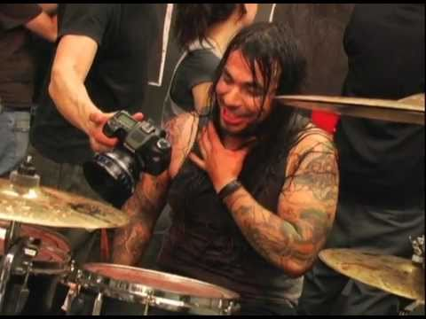 SUICIDE SILENCE - You Only Live Once (Behind The Scenes)
