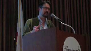 Hockensmith Redwood Writers Conf. 10/24/09 #4