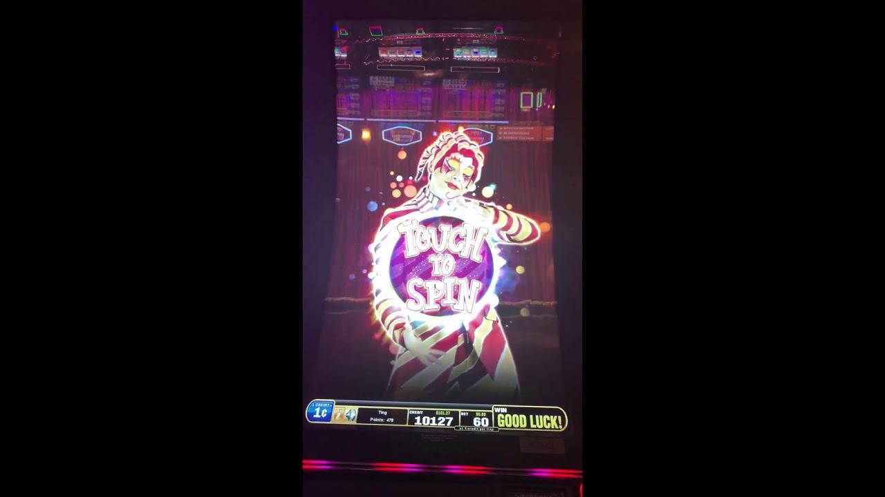 Cirque Du Slots No Download Machine