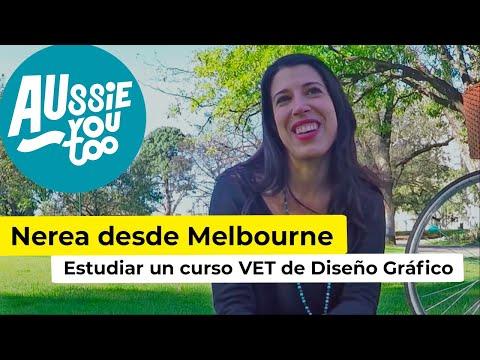 Nerea García  - Vivir, estudiar y trabajar en Melbourne