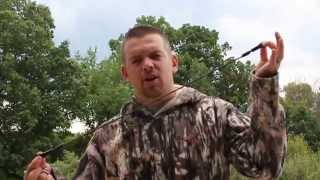 Poor Mans Food Plot and Tree Stand Modification That Could Save Your Life