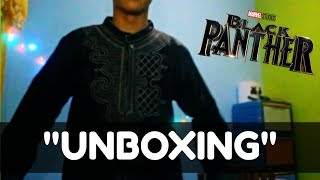 "Download Video ""UNBOXING"" BAJU MUSLIM BLACK PANTHER!! MP3 3GP MP4"