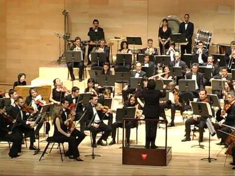 Albéniz y Frübeck. Suite Española. Asturias. 2010.05.08