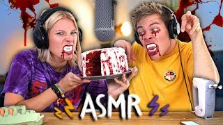 ZWEI BEKLOPPTE BACKEN in ASMR | Joey's Jungle