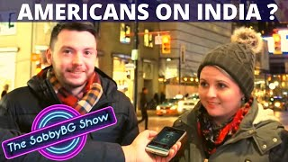 What AMERICANS think of INDIANS | Americans on Indians