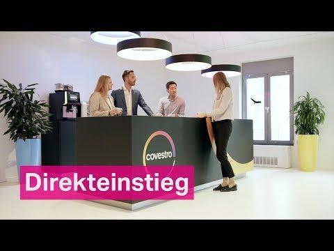 Direkteinstieg bei Covestro: Tschüss Studium – Zeit für Praxiserfahrung!