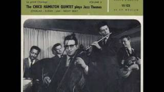 "Chico Hamilton quintet ♫ Jonalah & Jam ♫ from ""Sweet Smell of Success"""