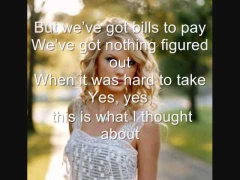 Mine - Taylor Swift (Lyrics + Download)