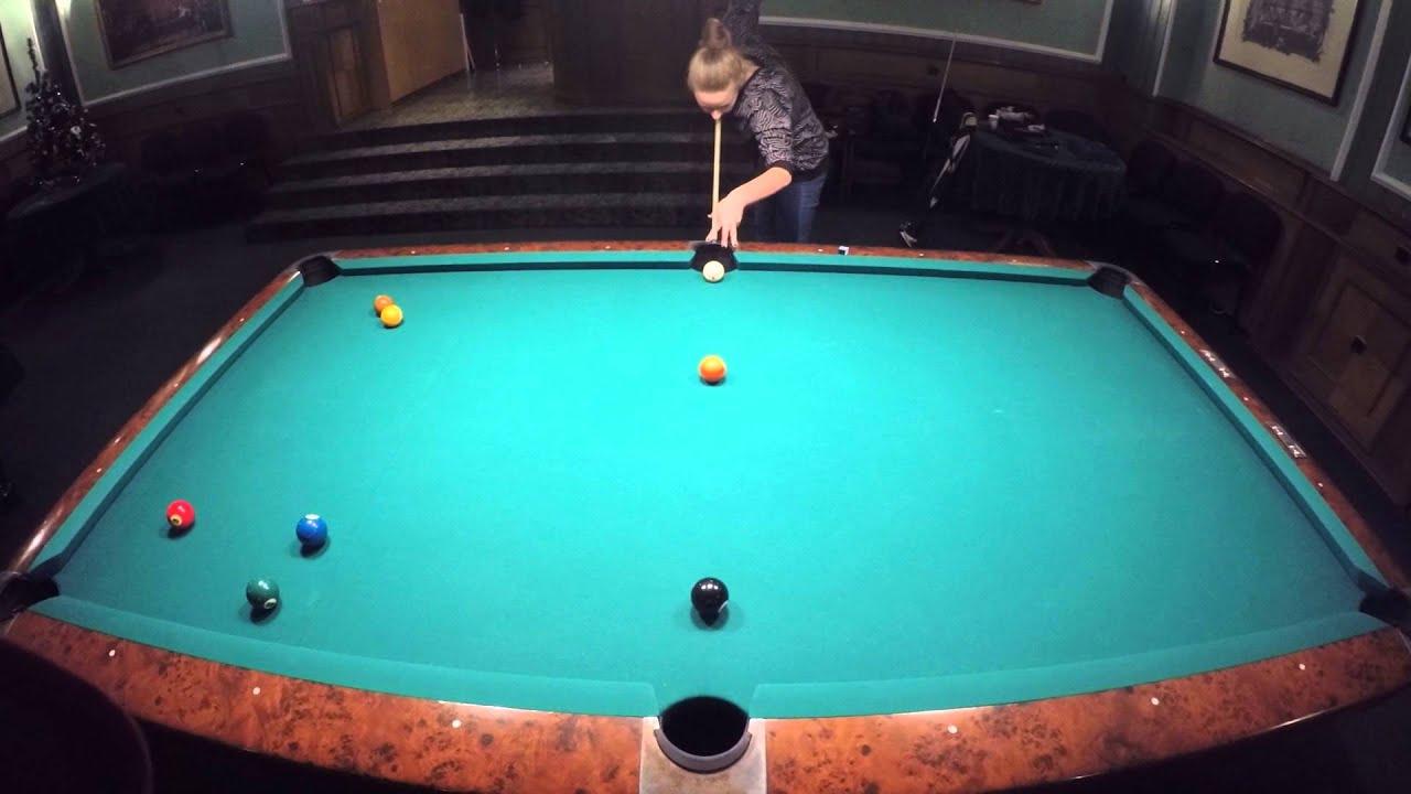 Pool Masterpiece School YouTube - Masterpiece pool table