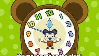 Hickory Dickory Dock | Family Sing Along - Muffin Songs