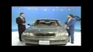 Mitsubishi Debonair 1992 Japanese Presentation V6 3.5 24V