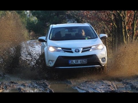Test Toyota RAV4 AWD