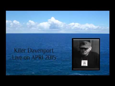 Kiler Davenport Live on People's Internet Radio 7/6/15