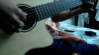 Chậm lại một phút - Văn Mai Hương ( guitar cover )