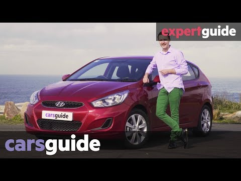 Hyundai Accent Hatch 2018 Review: Top 5 Reasons To Buy