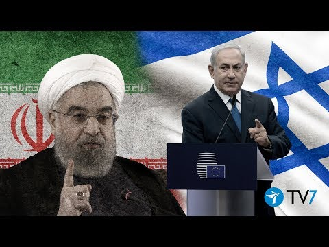Is Israel heading to war with Iran - Jerusalem Studio 305
