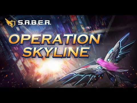 Mobile Legends: Bang Bang! Operation Skyline - S.A.B.E.R. Squad Story Trailer