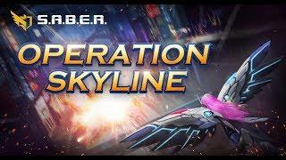 Mobile Legends: Bang Bang! Operation Skyline - S.A.B.E.R. Squad Story Trailer