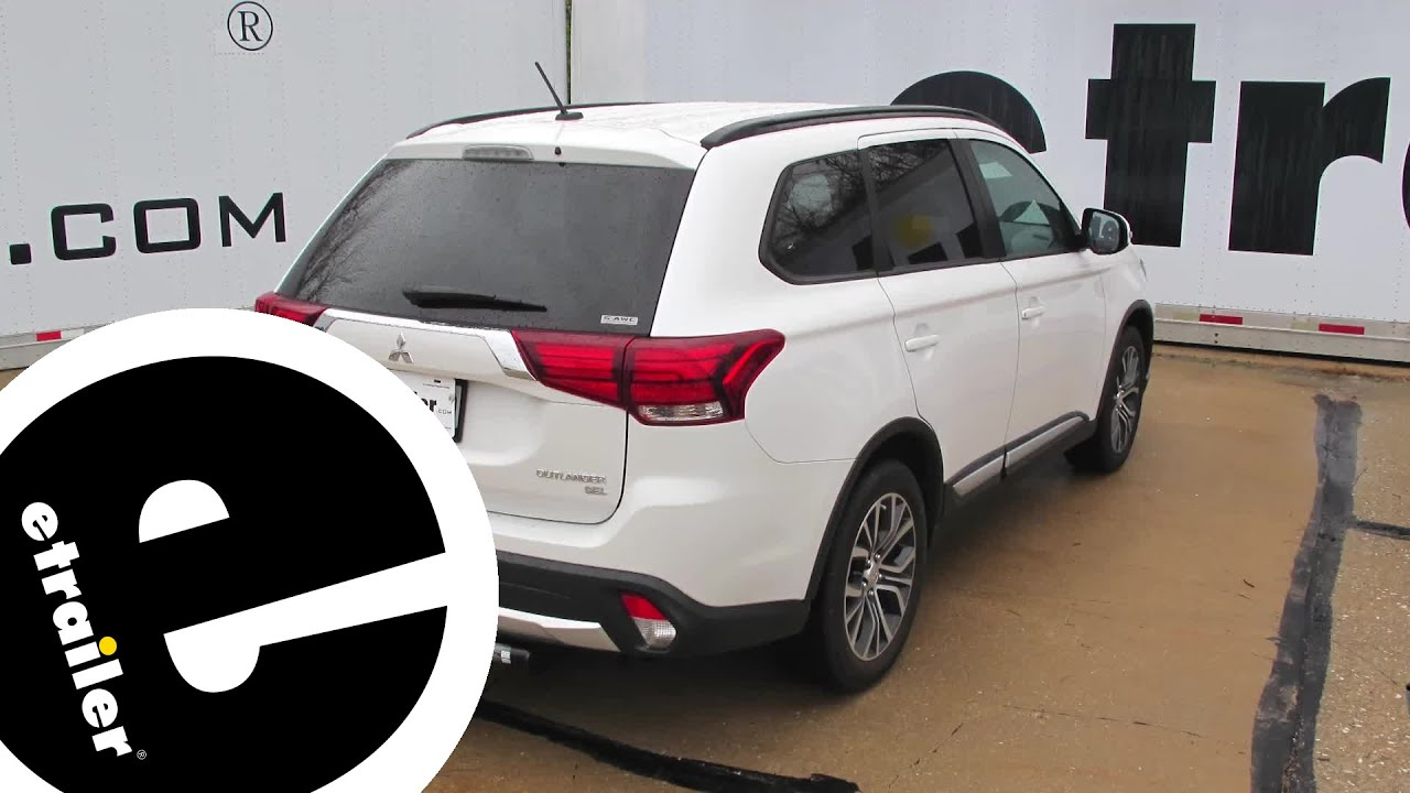 medium resolution of trailer wiring harness installation 2016 mitsubishi outlander
