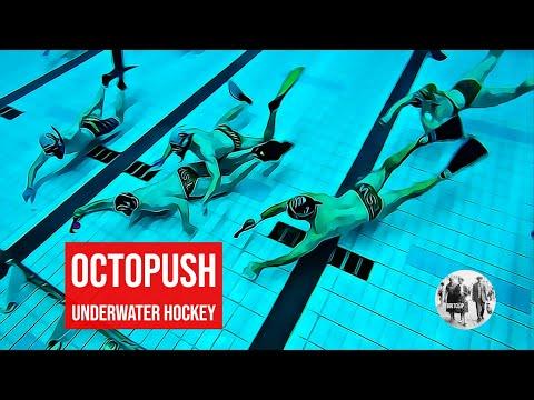 Octopush -  The British Underwater Hockey Championships