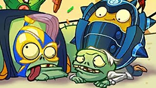 Plants Vs Zombies Heroes - Super Brainz Files Again Epic Failed!